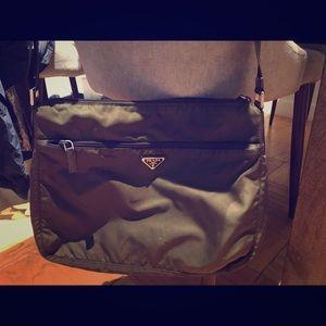 Crossbody Prada Nylon Bag